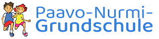 Paavo-Nurmi-Grundschule Logo